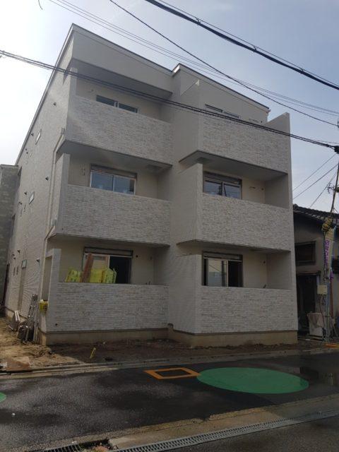 【木造】O市共同住宅