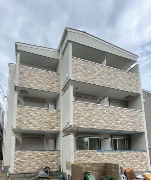 【木造】T市共同住宅